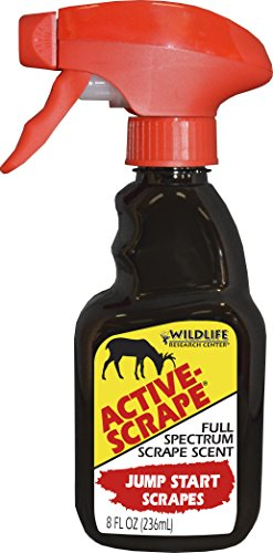 Wildlife Research Center Buck (Wildlife Research Center 8 ounce Active Scrape)