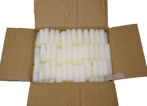 All Purpose Hot Melt Glue Stick 1 inch x 3 inch, 25 lbs by GlueNTape