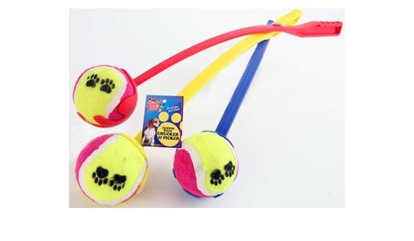 Pelota De Tenis Lanzador - Juguete Para Perro Para Jugar A La ...