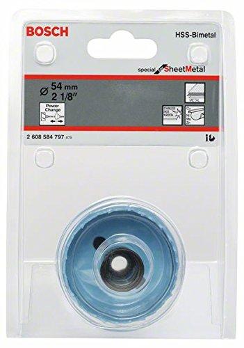 """Bosch Sheet Metal holesaw 51 mm 2/"""" 2608584796"""