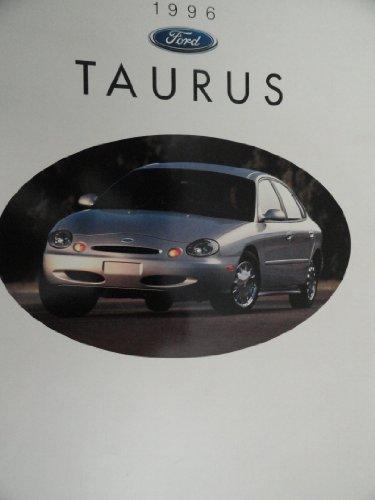 - Original 1996 Ford Taurus Sales Brochure