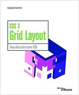 Livre CSS 3 - Grid Layout