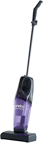 Eureka 95B 2-in-1 Stick & Handheld, Lightweight Rechargeable Cordless Vacuum Cleaner,