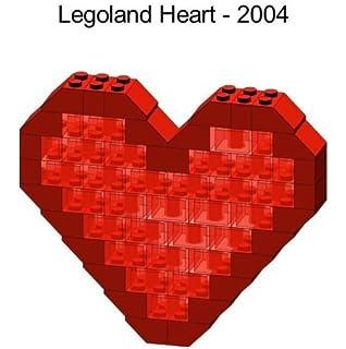 Lego Valentines Day Heart Mini Model Parts U0026 Instructions Kit