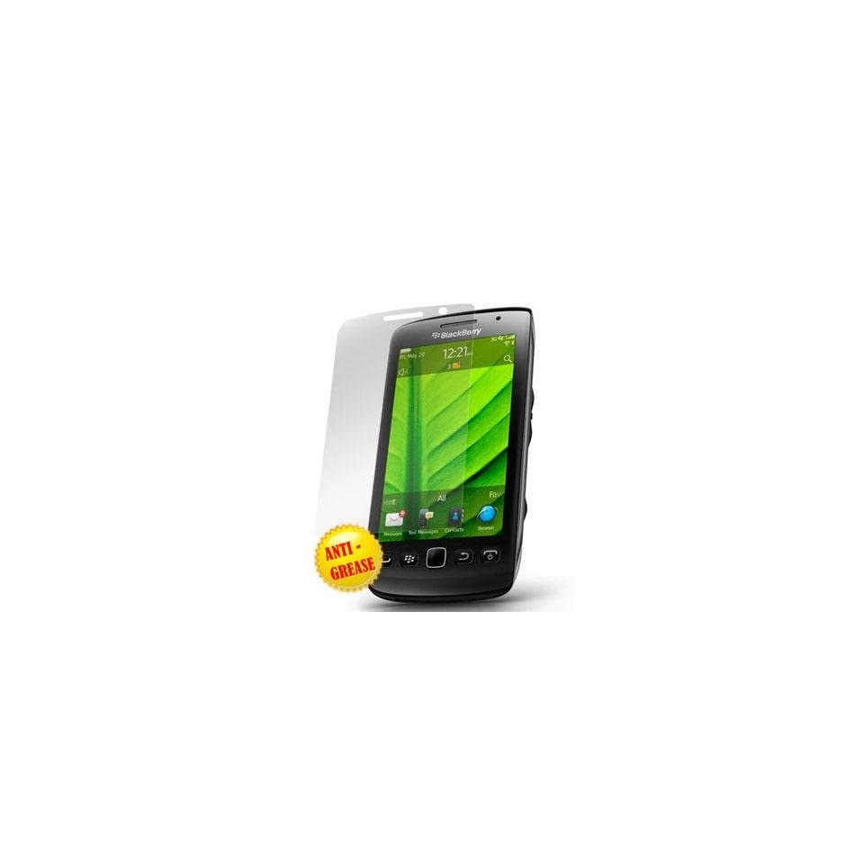 Electromaster(TM) Brand   Matte Anti Glare LCD Screen Protector Film Guard Cover for Blackberry Torch 9850 9860