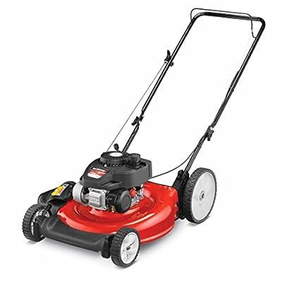 Yard Machines 140cc 21-Inch Push Mower