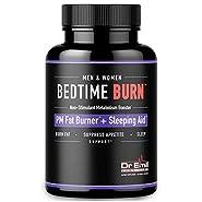 Dr. Emil - PM Fat Burner, Sleep Aid & Night Time Appetite Suppressant - Stimulant-Free Weight Loss Pills & Metabolism Booster for Men & Women (60 Vegan Diet Pills)