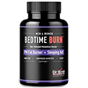 ABOUT THE PRODUCT BURN MORE CALORIES WHILE YOU SLEEP - Our blend includes stimulant free ingredients that have scientifically proven to boost metabolic function and help the body burn fat while sleeping or at rest.  SUPPRRESS LATE NIGHT CRAVINGS -Ou...