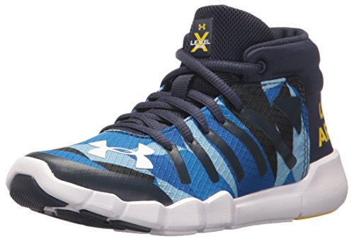 Under Armour Boys' Pre School X Level Destroyer Ankle Boot,
