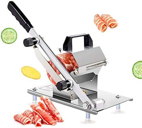 BAOSHISHAN Manual Hogar Acero Inoxidable Carne Congelada Cortar ...