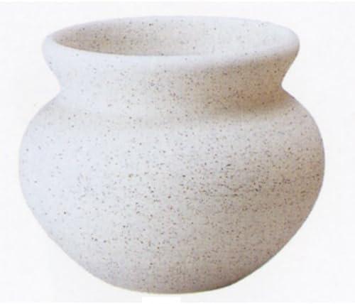 エフプランター 鉢カバー-ケプラシリーズK4-LL-ホワイト-11~12号鉢用