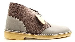 CLARKS Originals Men's Grey Felt Desert Boot 10.5 D(M) US (B013TQTTHQ) | Amazon price tracker / tracking, Amazon price history charts, Amazon price watches, Amazon price drop alerts
