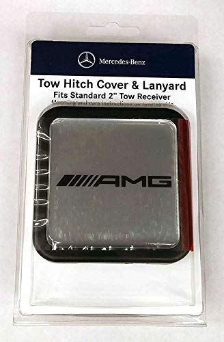 mercedes tow hitch cover - 3