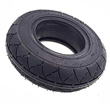 LUOJIA Neumático sin cámara sólido de 200 x 50 para Razor ...