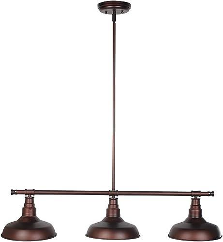 Design House 520387 Kimball Industrial Farmhouse Indoor Light