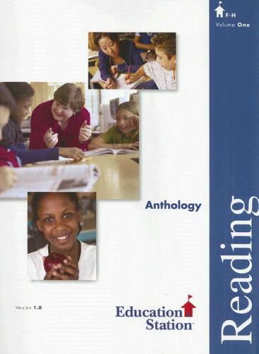 steck-vaughn-sylvan-learning-center-anthology-level-6-8-band-6-8-volume-1