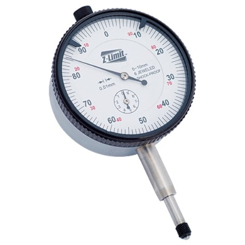 0 10 mm dial indicator - 7