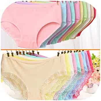 e002070c28f 8Pcs Lot New Women s Cotton Panties Girl Briefs Ms Cotton Underwear Bikini  Underwear Sexy Ladies