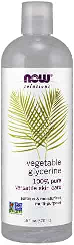 Now Solutions, Vegetable Glycerine, 16-Ounce