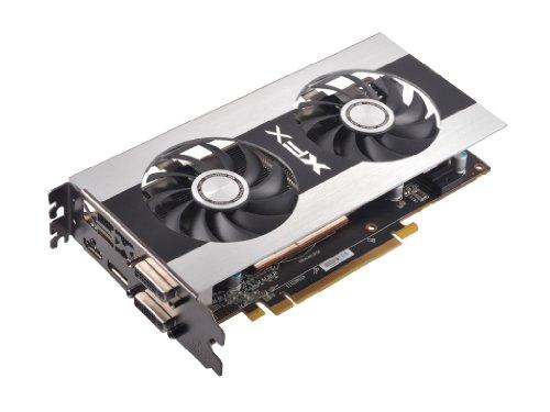 XFX AMD Radeon HD 7750 1GB GDDR5 2DVI / HDMI / DisplayPort Tarjeta de video PCI-Express FX775AZDP4