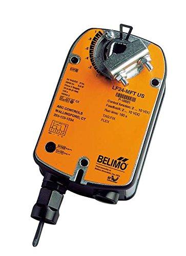 6-9VDC W/20VDC POWER ACTUAORWS by Belimo Aircontrols (USA), Inc.