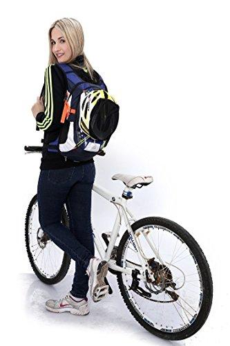 Outdoor Wandern Rucksack Leicht Radfahren Rucksack JJCLu