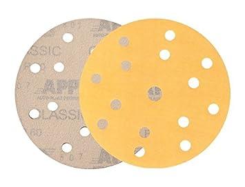 Disques abrasifs auto-agrippant /Ø 150/mm 50/pi/èces Grain Au Choix P40 600 800 500 150 400 240 280 100 220 80 120 60 360 320 180