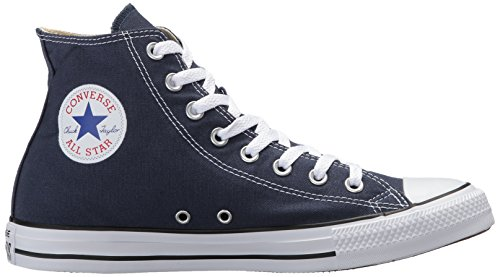 Adulto Chuck Taylor Converse Unisex Star Hi Navy All Altas Core Blue Azul Zapatillas zdwqpw