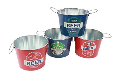 DEI Beer Sayings Bucket 7 Inch product image