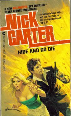 book cover of Hide and Go Die