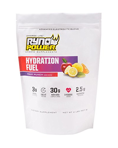 Ryno Power Hydration Fuel 20 Servings