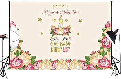 Muzi Fotohintergrund Für Geburtstag Party Hochzeit Kamera