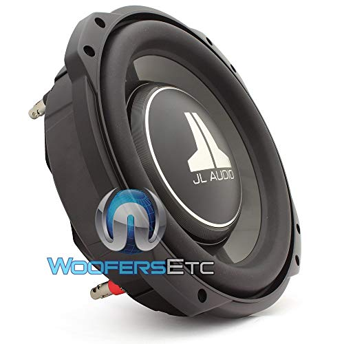 Jl Audio 10tw3-d4 Shallow-mount 10 (Audio Subwoofer In Jl Box 12)