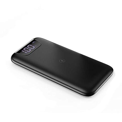 Portátil Wireless Power Bank 10000mAh Cargador Inalámbrico ...