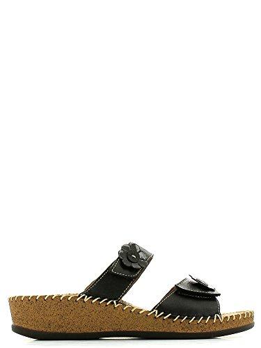 Susimoda 126127 Sandals Women Black dlm6dzk