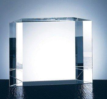Optical Crystal Block Award - Large (Optical Crystal Block)