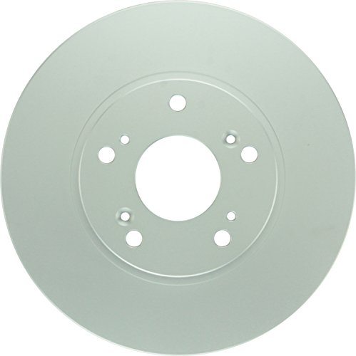 Bosch 26010745 QuietCast Premium Disc Brake Rotor For 2002-04 Honda CR-V, -