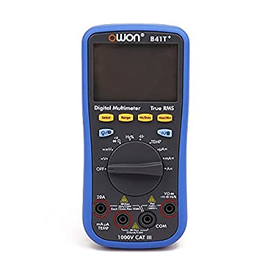 OWON B41T+ 4 1/2 Digital Multimeter With Bluetooth True RMS Backlight Test Meter