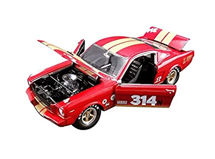 Amazon com: 1966 Ford Shelby Mustang GT350H #314