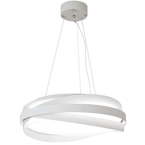 Lámpara de techo moderna Simply Dimmable LED Lámpara de ...
