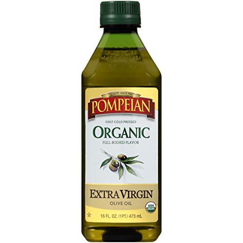 Pompeian Organic Extra Virgin Olive Oil - 16 Ounce
