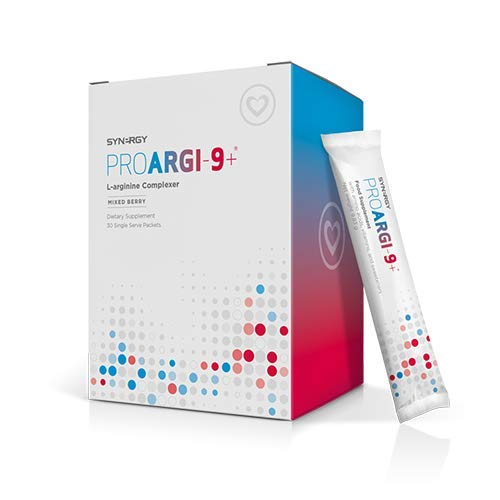3 ProArgi 9 Plus Mixed Berry Single Serving Packets Support Heart Health (3) Boxes
