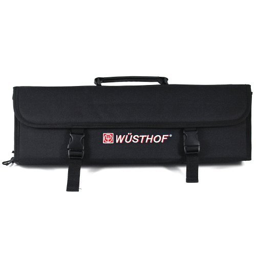 Pocket Cordura Knife Roll - Wusthof-Trident 7379/10 10 Pocket Cordura Knife Roll