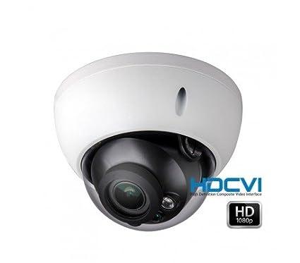 HD-CVI – Cámara de vigilancia 1080P HDCVI distancia focal ajustable 2.7 – 12 mm