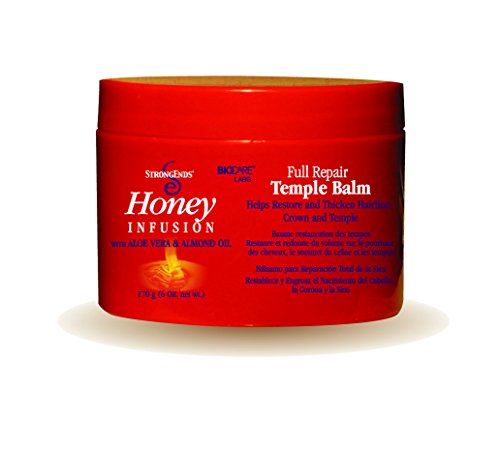 Strong Ends Rep Temple Balm 6 Oz from Strong Ends