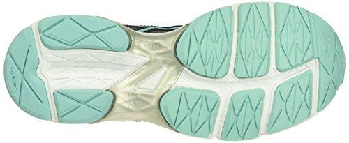 carbon Entrainement Gel black Running Chaussures aruba Gris Phoenix Femme De Blue 8 Asics OHwzxYTqO