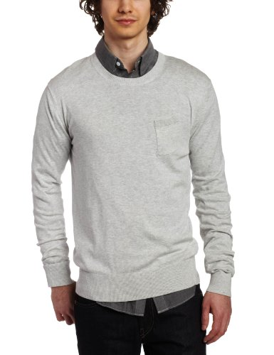 French Connection Men's Back Spin Sweater