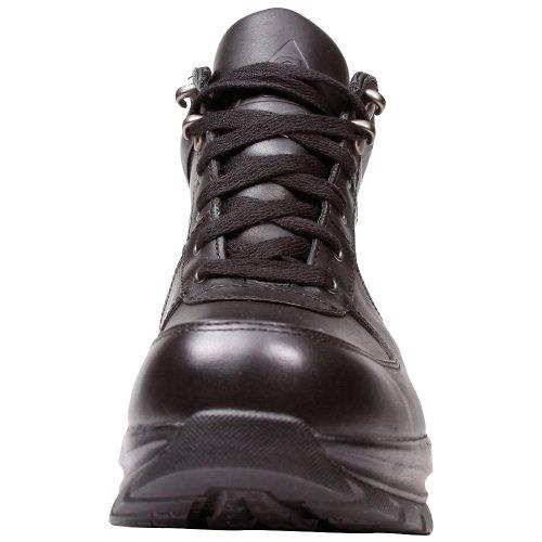 Mens Nike Air Max Goaterra (365970 001) (8 D (m) Ons, Zwart / Zwart-stralende Smaragd)