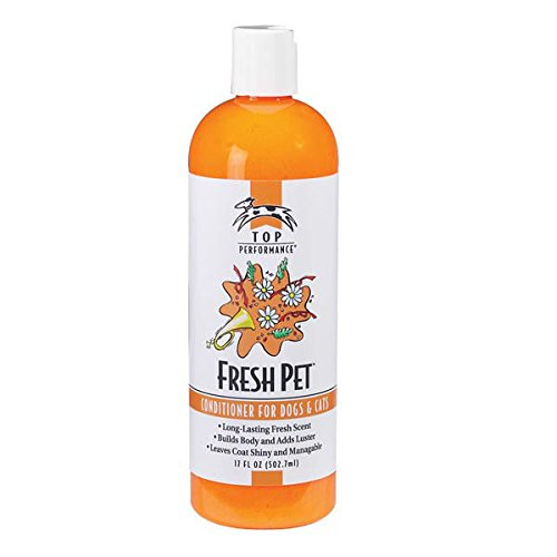 Top Quality Professional FRESH PET Scent Conditioner for Dogs & Cats No Mats !(Fresh Pet Conditioner)