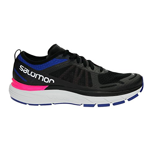 Surf Salomon Ra Web Mujer Road Zapatillas Sonic The MAX Glo de Black Pink W Running para PPSrw